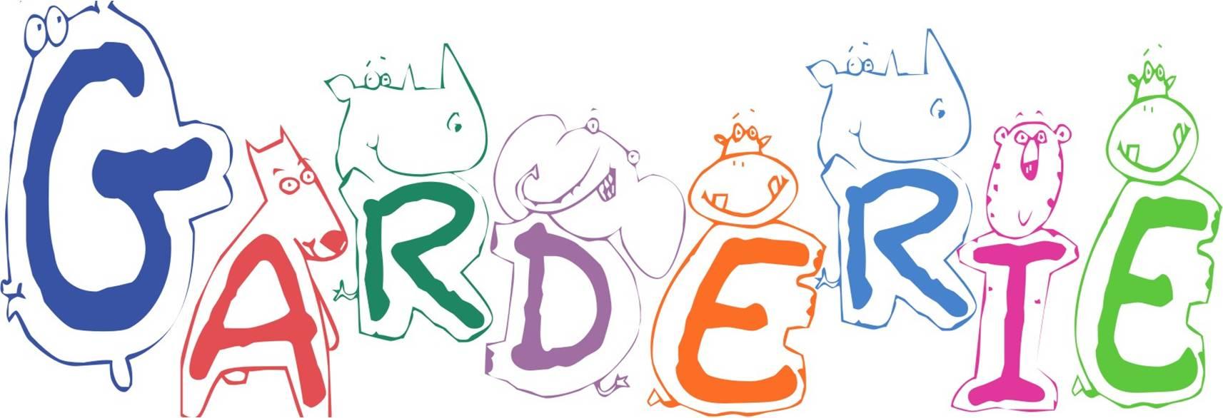 logo gratuit garderie